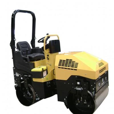 工程机械小型座驾式压路机