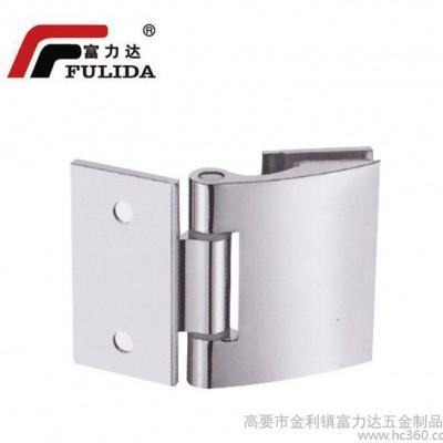 【富力达】玻璃固定不锈钢 夹F-2031 浴室柜家装建材坚固耐用