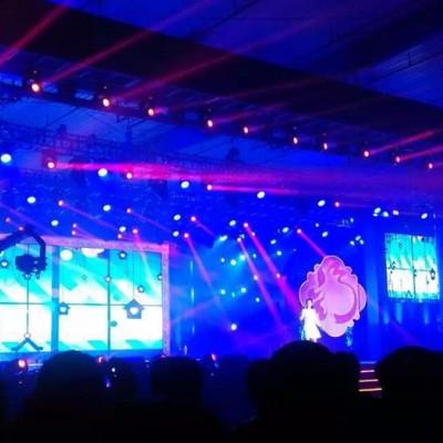 上海舞台设备租赁费用 灯光音响报价