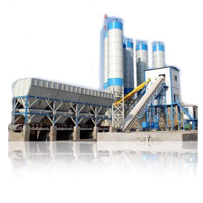 衡宝重工HZS180型混凝土搅拌站 建筑工程机械设备 商品砼混凝土搅拌站厂家