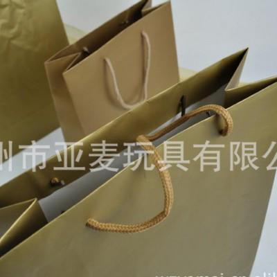 工艺礼品 精美纸袋 专色礼品袋 纸质手提袋